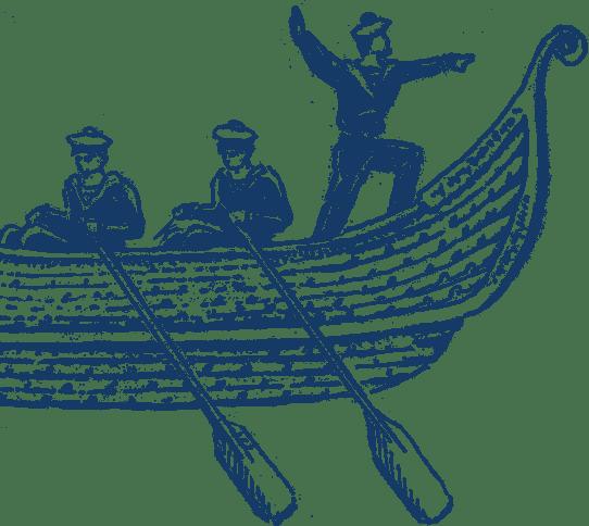 Bateau marins